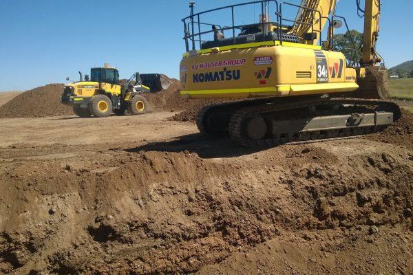 30t Excavator 06