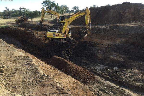 30t Excavator 08