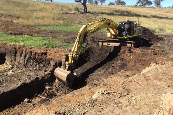 30t Excavator 09