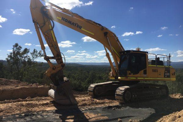 30t Excavator 10