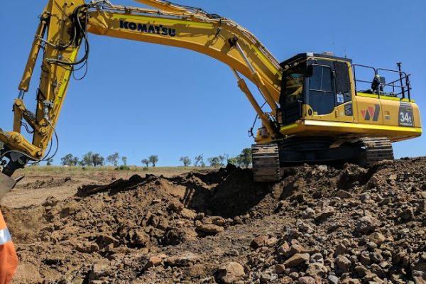 30t Excavator 12