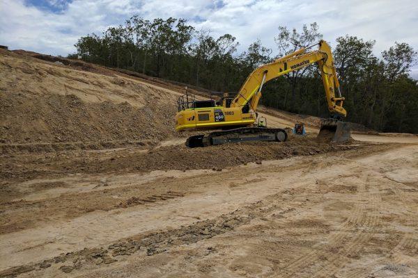 30t Excavator 13