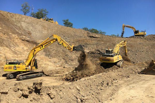 30t Excavator 15